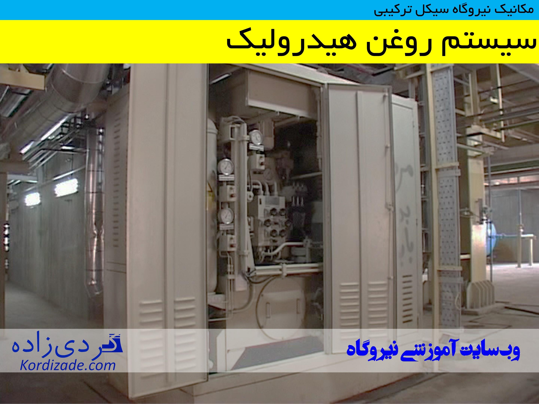 تجهیزات نیروگاه سیکل ترکیبی