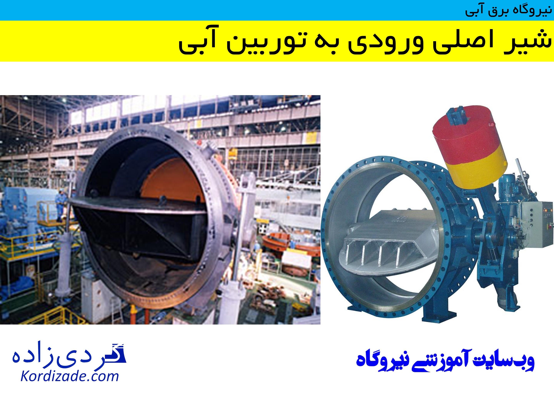 نیروگاه برق آبی